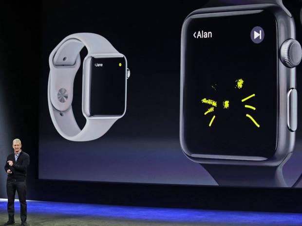 تست قابلیت های ساعت اپل بدون نیاز به دوست واقعی!