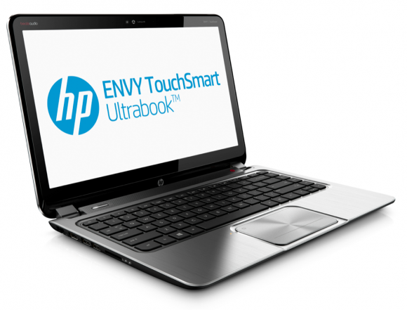 IFA: نوت بوک جدید HP ENVY TouchSmart Ultrabook 4