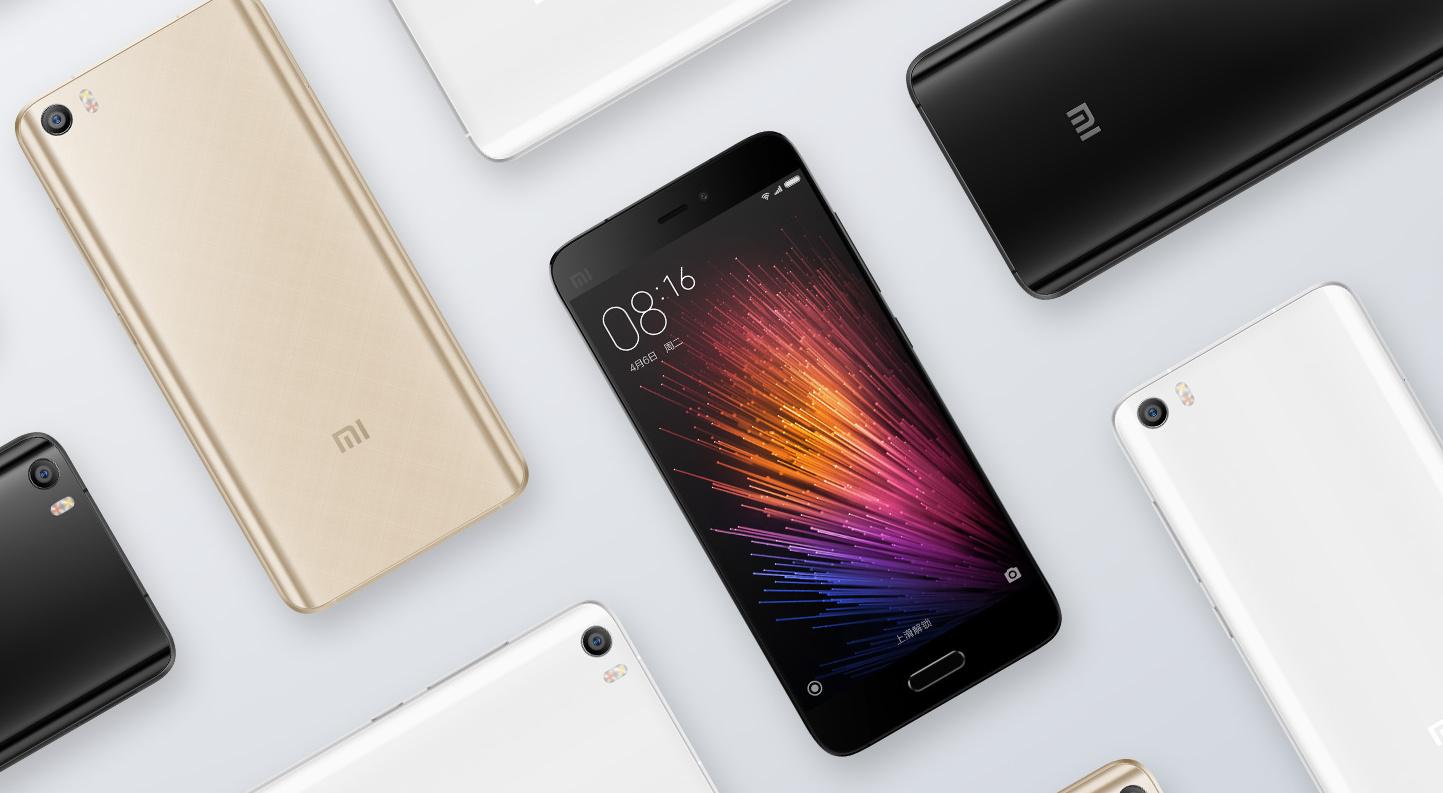 معرفی Xiaomi Mi 5 با پشتیبانی فوق العاده از ۴G LTE