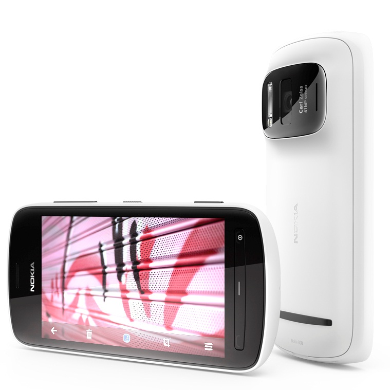 تلفن همراه هوشمند جدید نوکیا با دوربین ۴۱ مگاپیکسلی / عکس