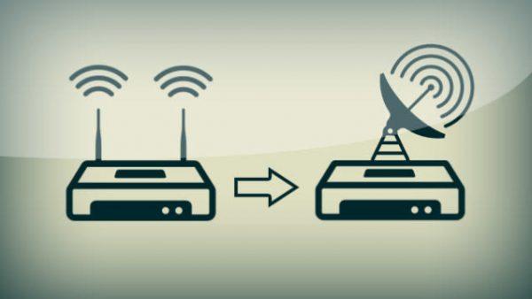 تقویت سیگنال وای فای