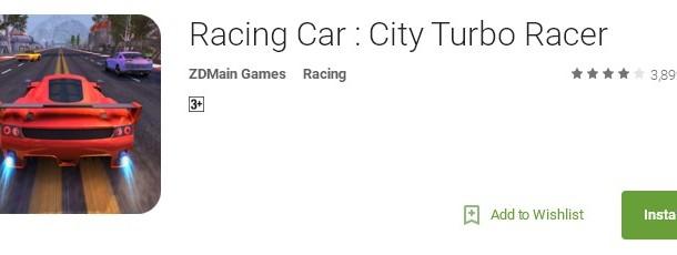 بررسی یک بازی جدید اتوموبیل رانی برای اندروید
