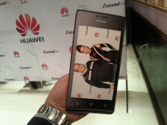 یک 5 اینچی خاص از چهارمین شرکت بزرگ تلفن های همراه