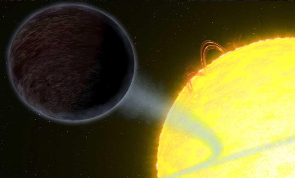 کشف سیاره ای سیاه تر از قیر که نور خورشید را منعکس نمی کند
