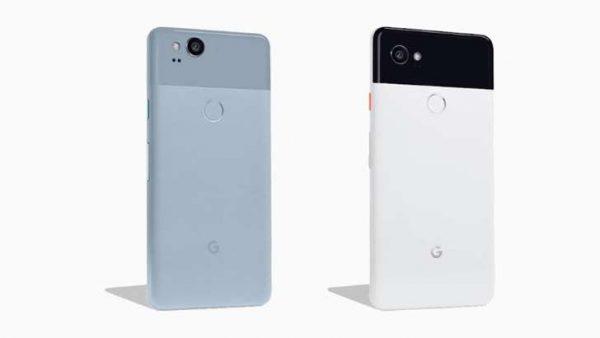 New Pixel phones