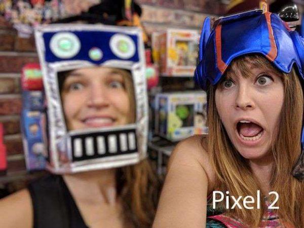 گوگل پیکسل 2 یا آیفون 8 پلاس