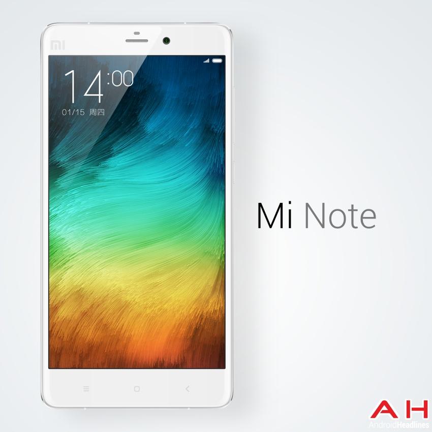 مشخصات Xiaomi Mi Note