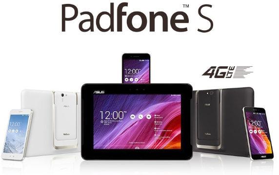 آشنایی با PadFone S و ZenFone 5 LTE، دو محصول جدید ایسوس