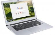 نقد و بررسی  Acer Chromebook 14