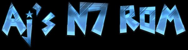 کاستوم رام Aj's N7