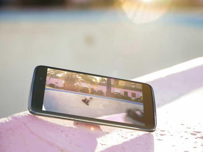 تلفن هوشمند IDOL 3 رسما توسط آلکاتل معرفی شد