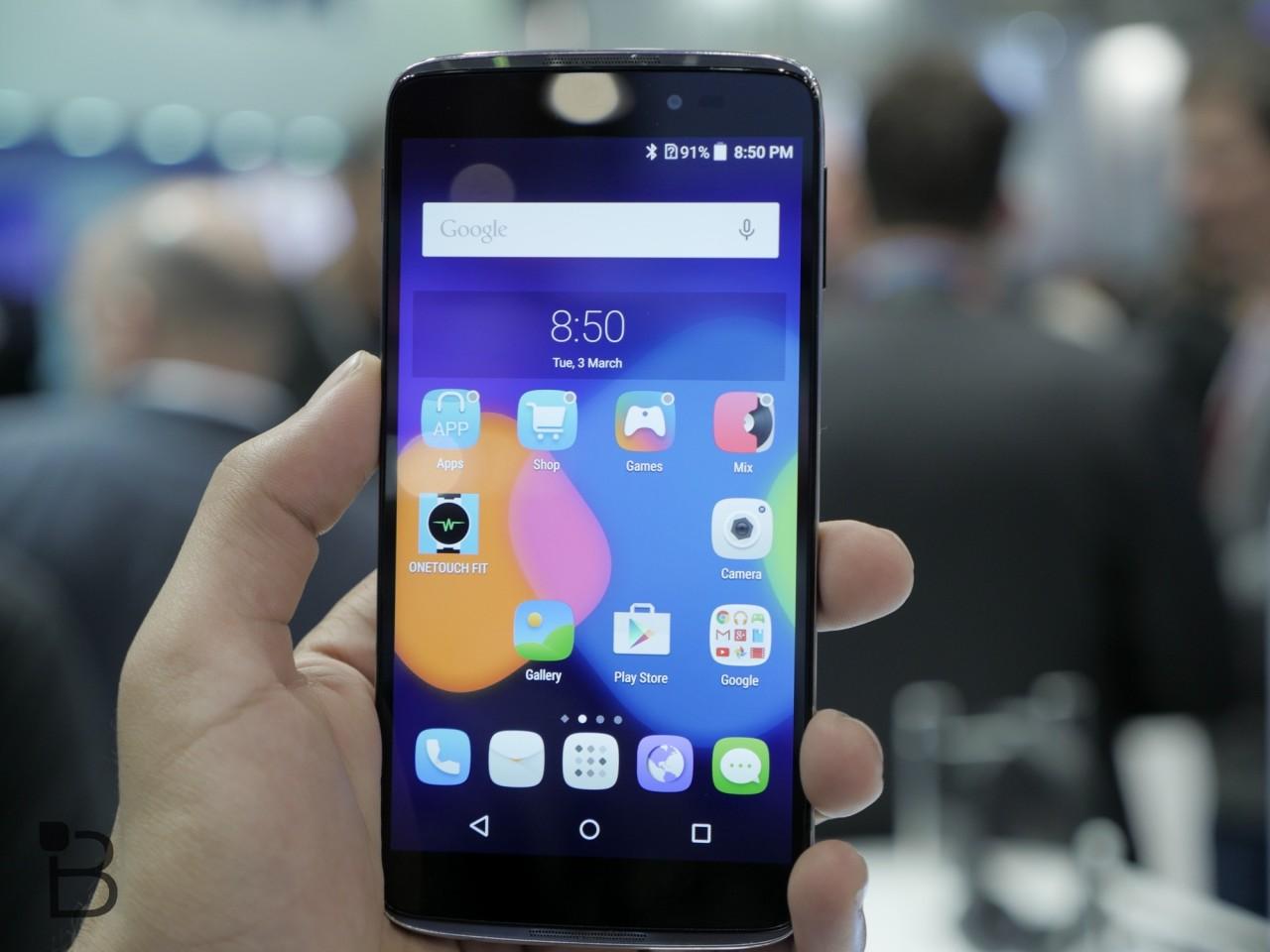 پیش فروش گوشی هوشمند One Touch Idol 3  آلکاتل با تخفیف بزرگی آغاز می شود