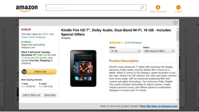 Amazon_Windows 8_Product Details