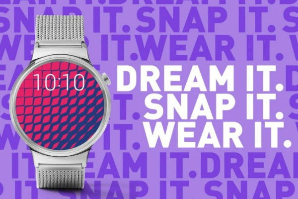 Android-Wear-watchface-competition