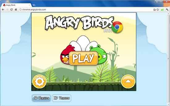پرنده های خشمگین