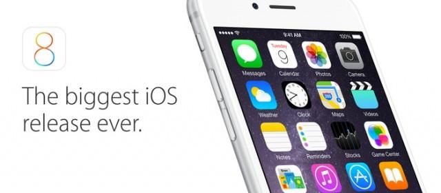 تعداد استفاده کنندگان iOS 8 به ۶۰ درصد رسید