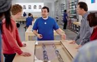اپل در حال آموزشِ فروشندگانِ خود جهت ارائه مشاوره مد به مشتریان