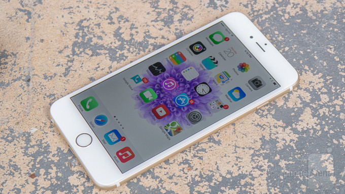 طول عمر باتری iPhone 6s Plus
