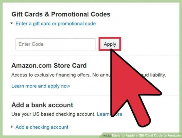 اعمال گیفت کارت در یک سفارش