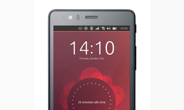 اولین گوشی هوشمند اوبونتو در ایالات متحده آمریکا در دسترس قرار گرفت