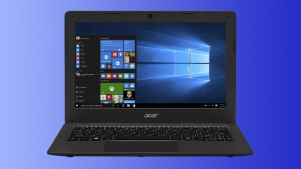 Acer Aspire One Cloudbook 11 – A