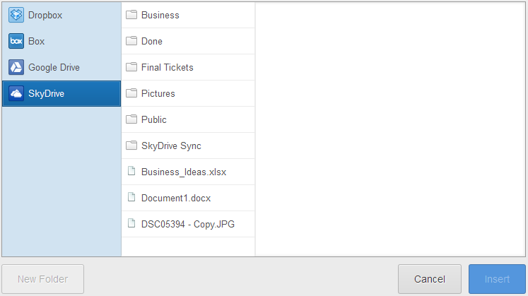 Attach-SkyDrive-File