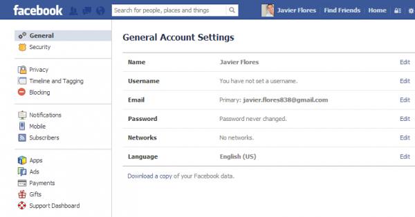 فیس بوک www.facebook.com,آموزش ثبت نام و ورود فیسبوک