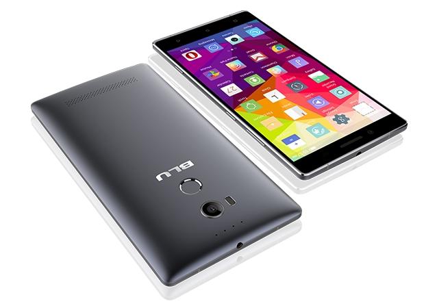 ارزان ترین تلفن Quad HD: عرضه BLU Pure XL در همین ماه