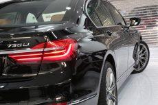 خودروی BMW 730Li