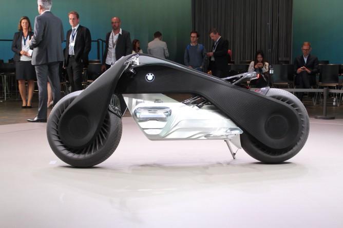 رونمایی از طرح موتورسیکلت رویایی BMW