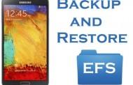 آموزش بک آپ گیری از فایل EFS اندروید