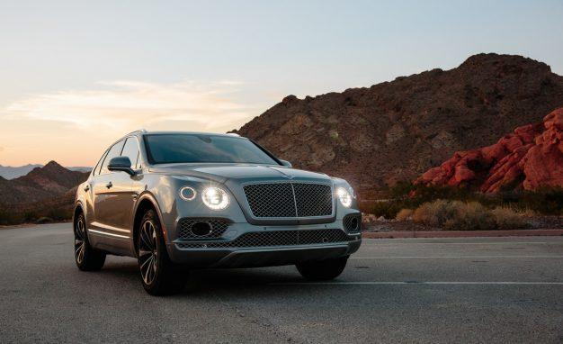 فرمان جمع آوری Bentley Bentayga SUV به دلیل نقص کیفیتی صادر شد
