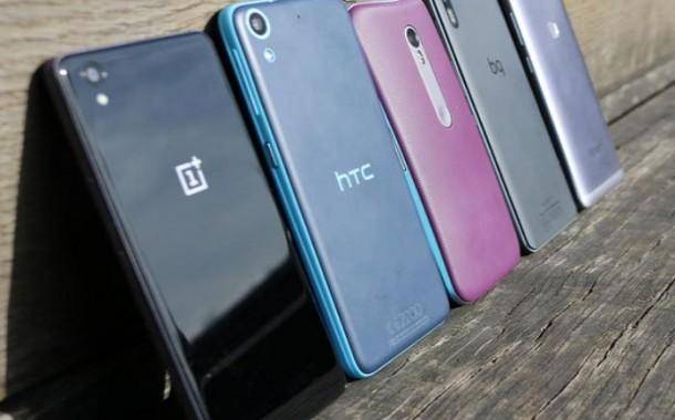 بهترین گوشیهای هوشمند بازار با قیمت کمتر از ۸۰۰ هزار تومان – دیماه ۹۵ (قسمت اول)