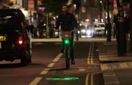 دوچرخه های لندن از این پس لیزری می شوند!