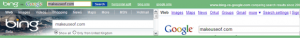BingVS-Google