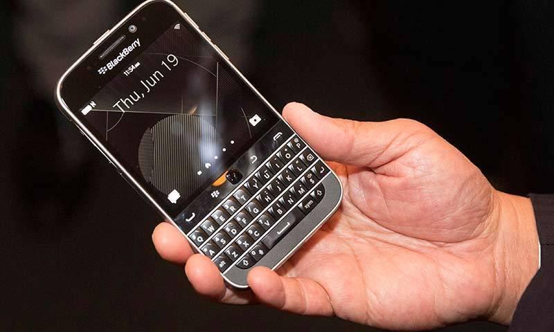 نقد و بررسی کوتاه BlackBerry Classic