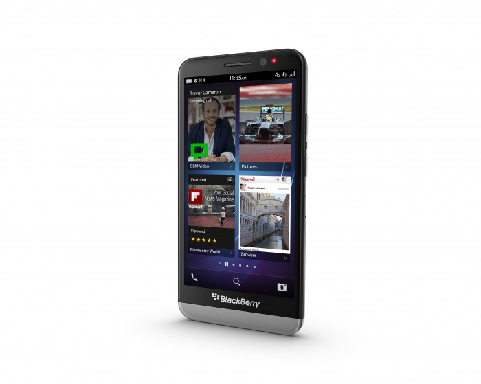 مشخصات کامل BlackBerry Z30 اعلام شد