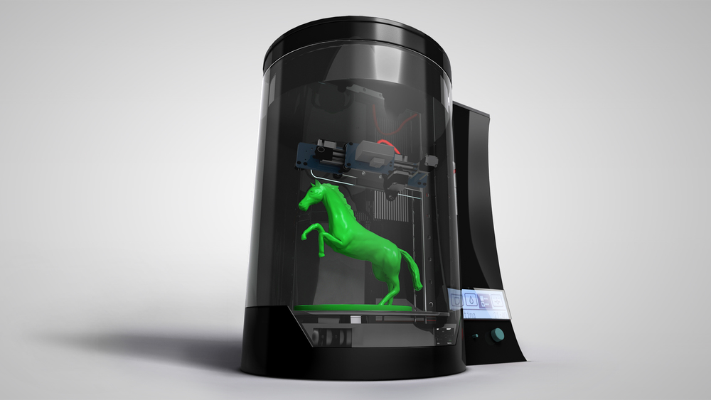 اولین چاپگر فشرده سهبعدی دنیا با قابلیت اسکن اجسام معرفی شد