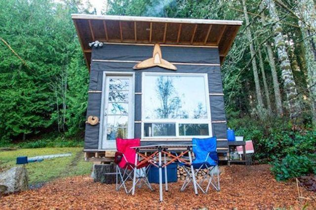 ساخت خانه ۵۰۰ دلاری از مواد بازیافتی امکان پذیر شد