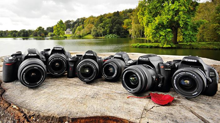 راهنمای خرید: بررسی انواع مختلف دوربین های عکاسی