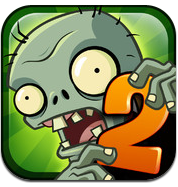 Plants vs. Zombies 2 هم اکنون برای دانلود ! (مخصوص سیستم عامل iOS )