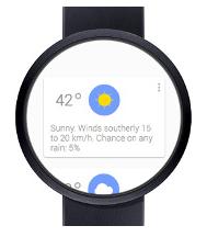 گوگل و رونمایی از اسمارت واچ نو ظهورش !