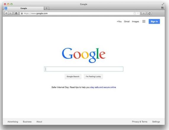 جست و جو به صورت فردی ناشناس در گوگل