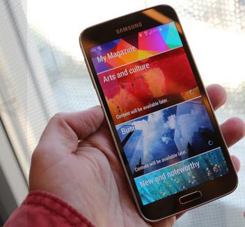 اسمارت فون Galaxy S5 چه قیمتی دارد ؟!