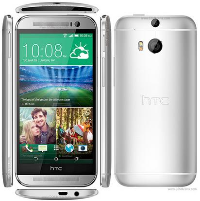HTC One M8  پلاستیکی به زودی از راه می رسد!
