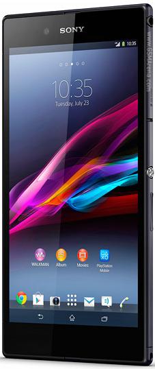 اسمارت فون Sony Xperia Z Ultra نیز آپدیت اندروید کیت کت را دریافت خواهد کرد