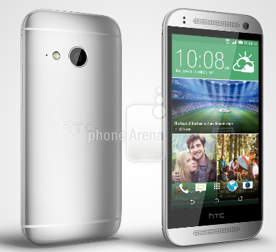 نسخه مینی غول دو چشم HTC  آمد !