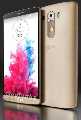 آیا مغز متفکر LG G3 را پروسسور Snapdragon 801 تشکیل می دهد؟