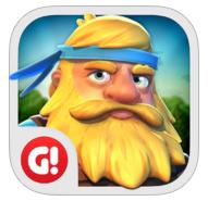 بازی استراتژیک Cloud Raiders را روی iOS بازی کنید!
