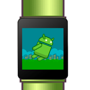وحالا با ساعت هوشمند، Flappy Bird بازی کنید!